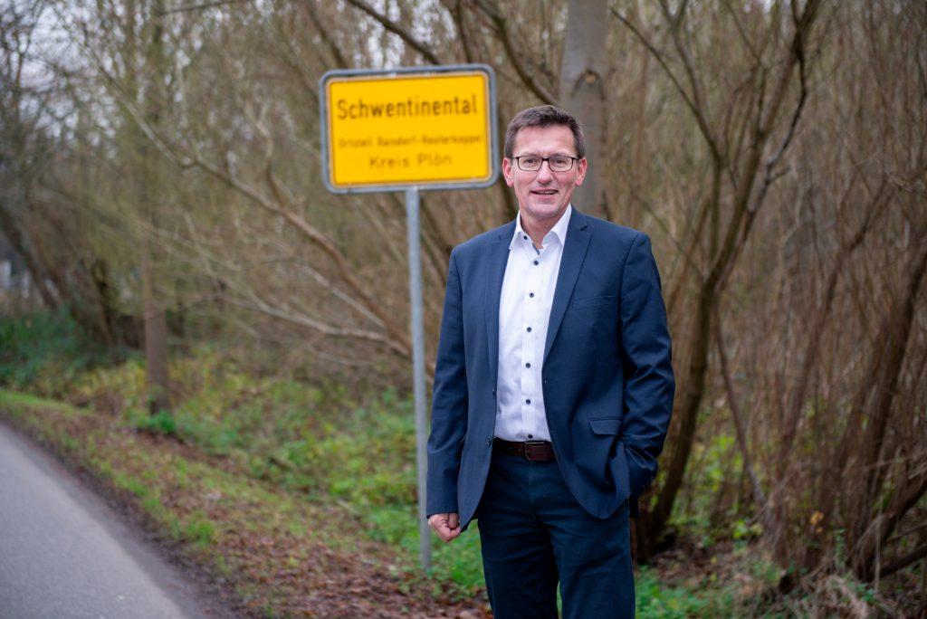 Bürgermeister Schwentinental
